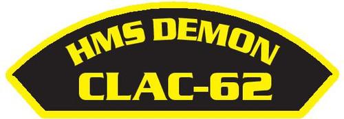HMS Demon CLAC-62