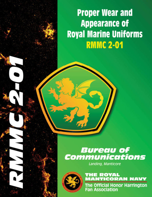 Proper Wear and Appearance of Royal Marine Uniforms. RMMC 2-01