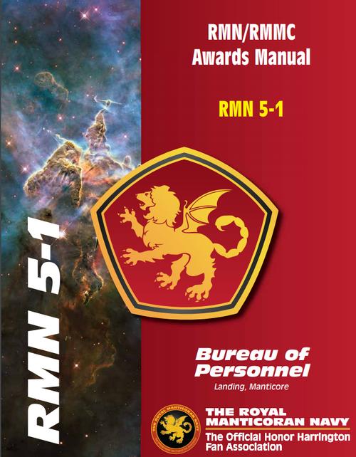 RMN/RMMC Awards Manual. RMN 5-1