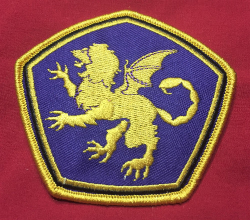 Royal Manticoran Astro Control Service Shoulder Patch
