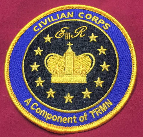 Civilian Corps Logo Patch