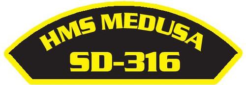 HMS Medusa SD-316