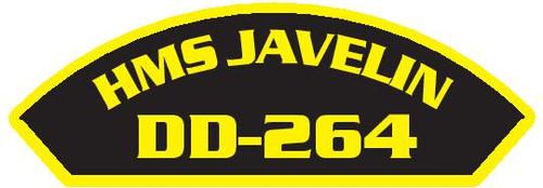 HMS Javelin DD-264