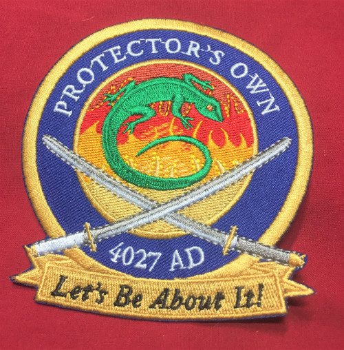 Protectors Own Patch