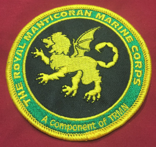 RMMC Logo Patch