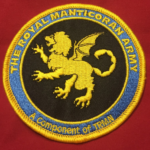 RMA Logo Patch