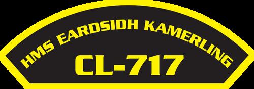 HMS Earsidh Kamerling CL-717