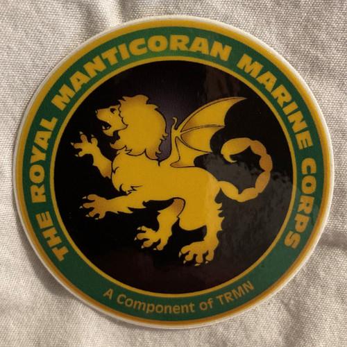 RMMC Sticker