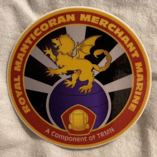 RMMM Sticker