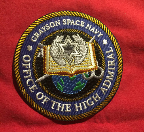 Office of the High Admiral Patches