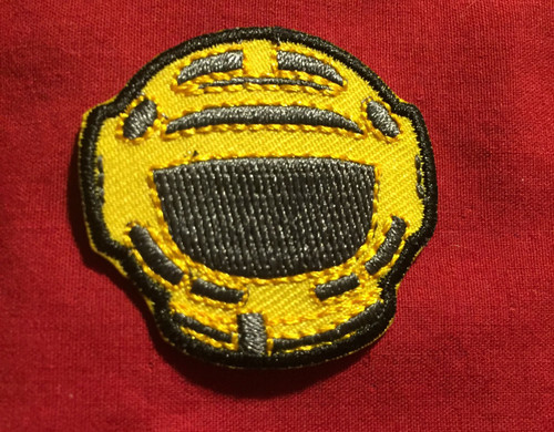 IAN Enlisted Helmet Patch