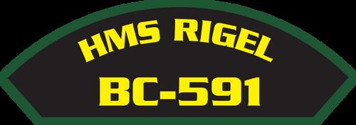 HMS Rigel BC-591 (Marine)
