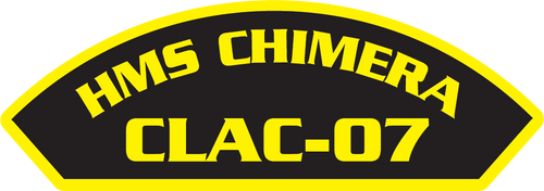 HMS Chimera CLAC-07