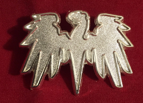IAN Silver Eagle Pins (Pair)