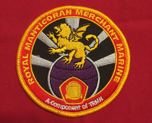 RMMM Logo Patch