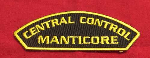 Central Control - Manticore Patch