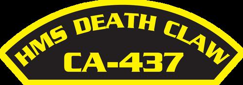 HMS Death Claw CA-437