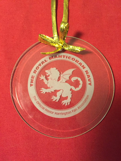 TRMN Christmas Ornament