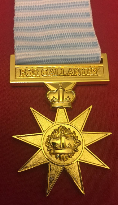21 - Order of Gallantry Medal