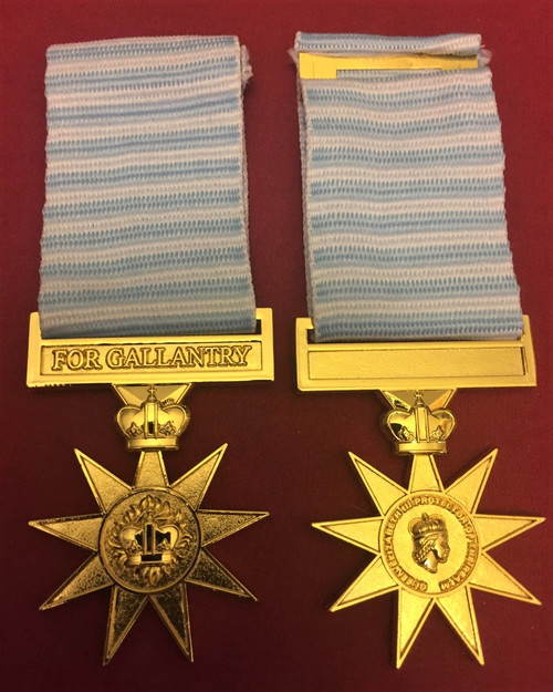 21 - Order of Gallantry Medal