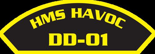 HMS Havoc DD-01