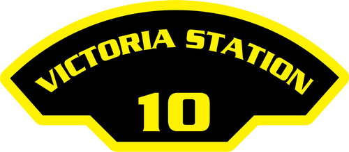 Victoria Station Patches