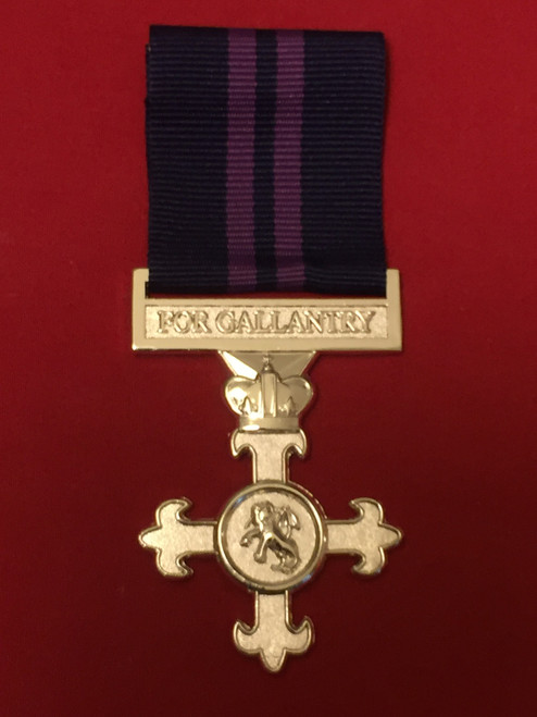 18 - Distinguished Gallantry Cross Medal