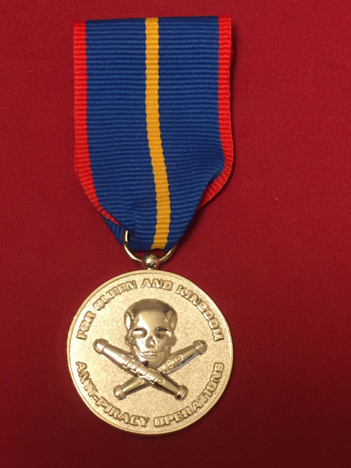 48 - Silesian Anti-Piracy Campaign Medal