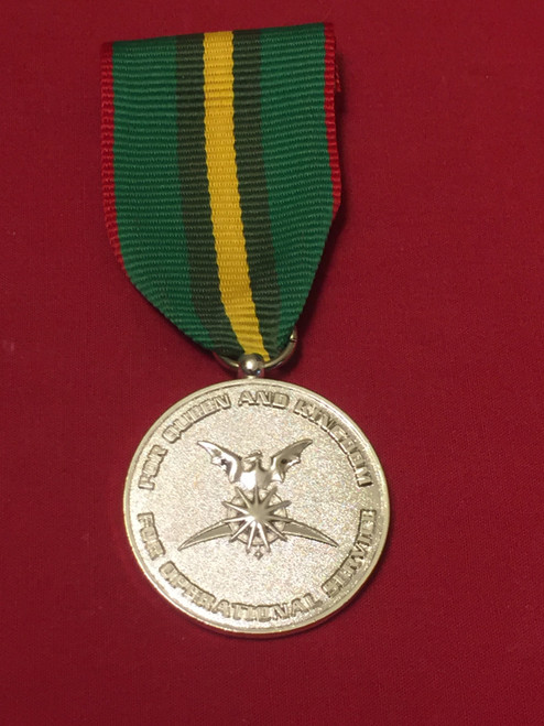 51 - Havenite Operational Service Medal