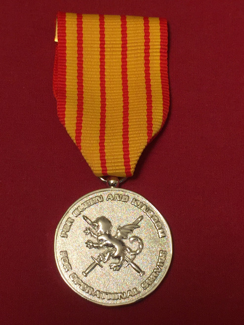 49 - Masadan Occupation Medal