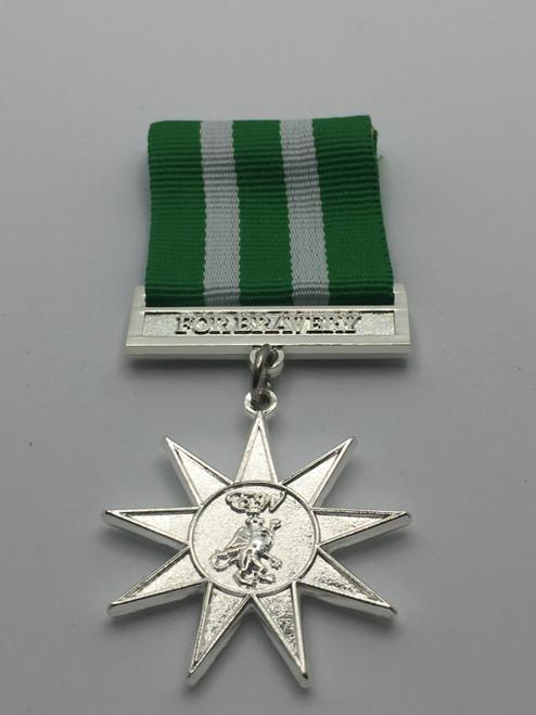 28 - Gryphon Star Medal