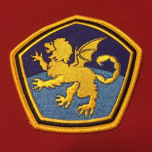 Royal Manticoran Army Atmospheric Command Shoulder Patch