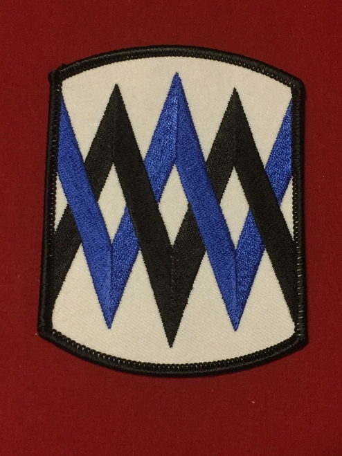 Westmarch Rifles Unit Patch