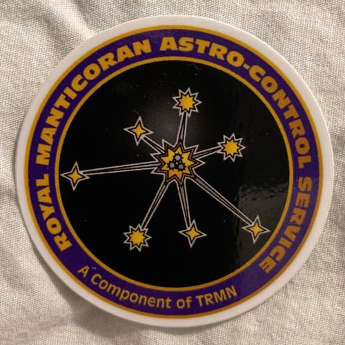 RMACS Sticker