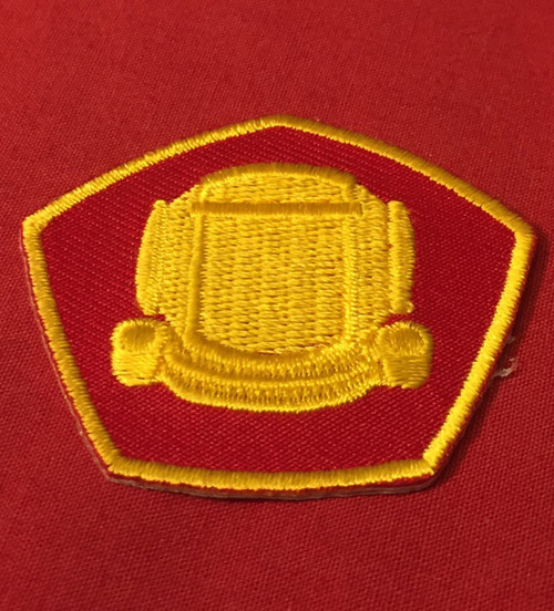 Royal Manticoran Merchant Marine Beret Patch