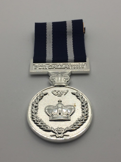 Conspicuous Gallantry Medal - Metal Medal - Front