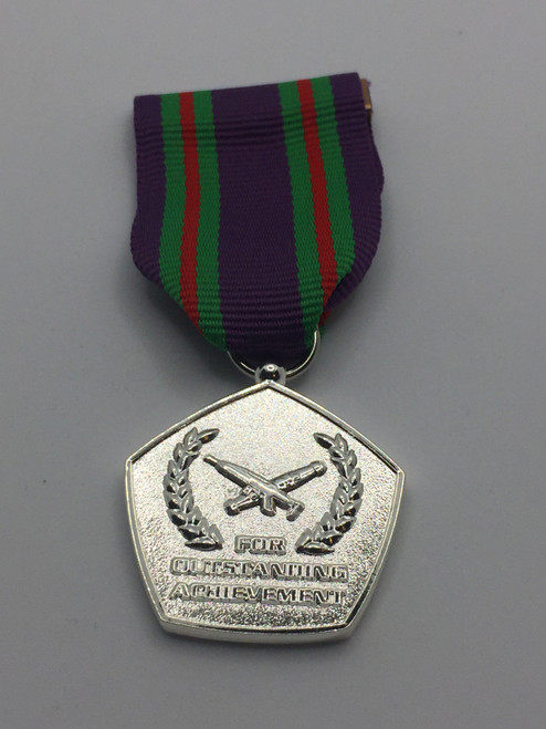 Marine Achievement Medal - Metal Medal - Front