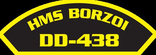 HMS Borzoi DD-438