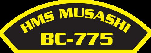 HMS Musashi BC-775
