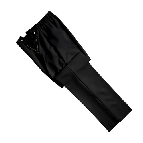 Overstock 3XL RMN Officer & Enlisted Black Trousers