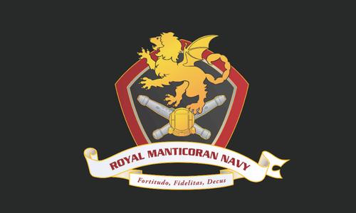 Royal Manticoran Navy Flag