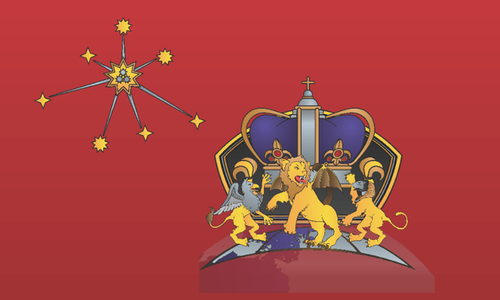 Star Empire of Manticore Flag