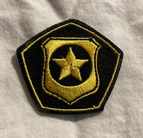 Master at Arms Rating Patch