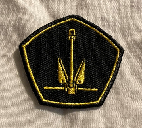 Boatswain's Mate Rating Patch