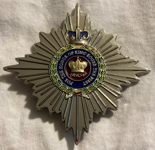 Knight Commander, Most Honorable Order of King Roger