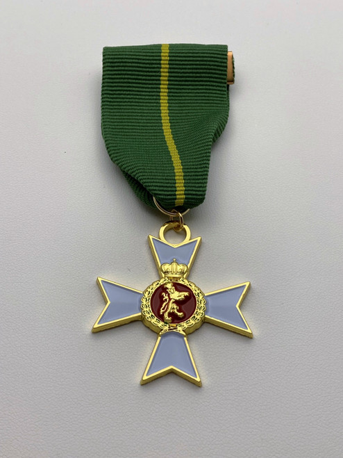 Companion of the Order of the Golden Lion - Metal Medal