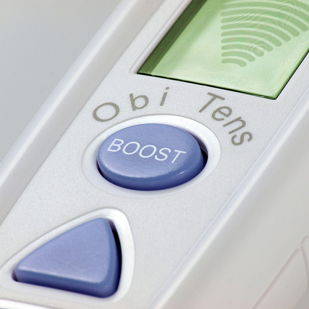 Obi TENS controls