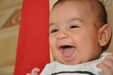 ​When do babies have their first laugh?