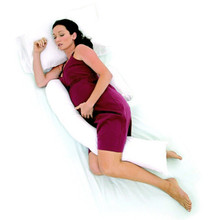 DreamGenii Maternity Support Pillow