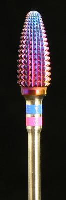 6mm Flame, Medium Straight Cut, Nano composite Ceramic coating